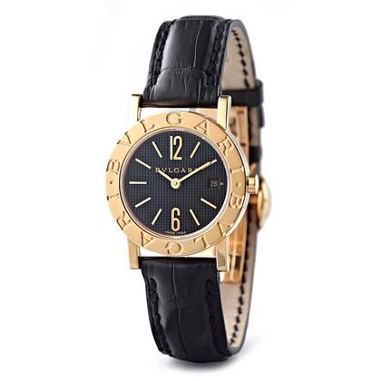 Bulgari Uhr aus Gold