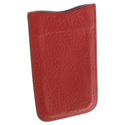 Burberry Mobiele telefoon zakje met buitenzool compartiment