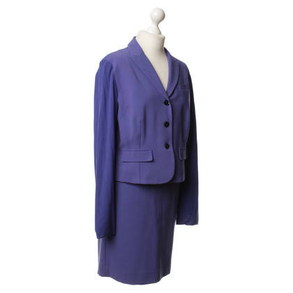 Marc Cain Costume purple