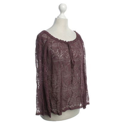 Hoss Intropia top in Fuchsia