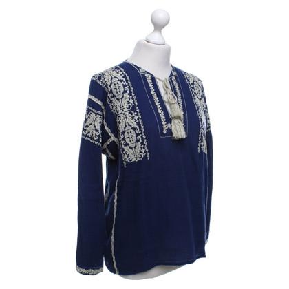 Isabel Marant Etoile Embroidered tunic