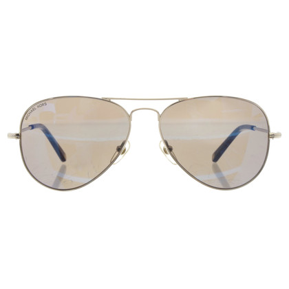 Michael Kors Verspiegelte Sonnenbrille