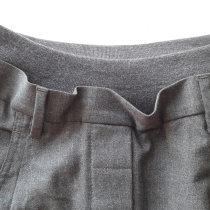 Brunello Cucinelli trousers in jogging style