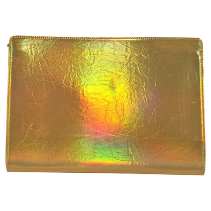 Stella McCartney Golden clutch