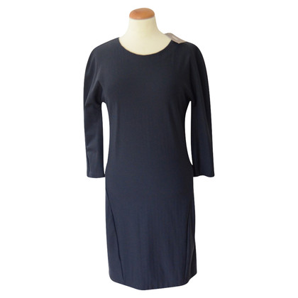 Humanoid Dress in dark blue