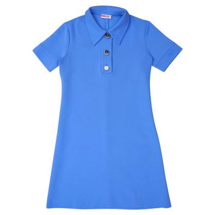 Prada Blue midi dress