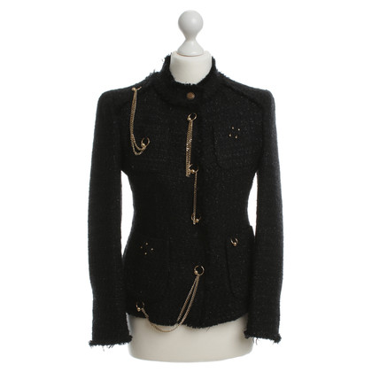 Moschino Cheap and Chic Blazer in nero