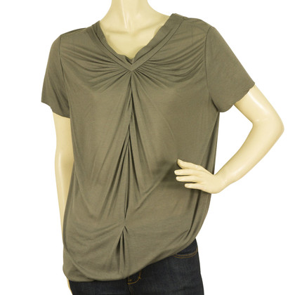 Bottega Veneta Gray Top