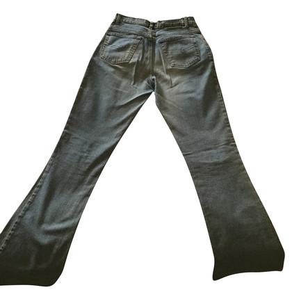 Blumarine Jeans con rose