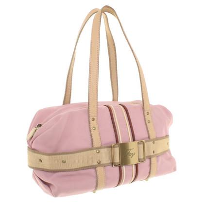 Fay Canvas handbag