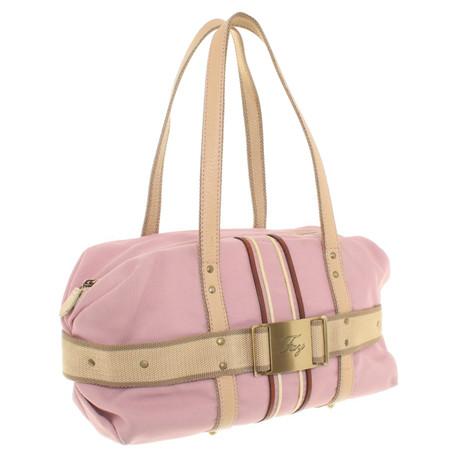 Fay Handtasche aus Canvas Rosa / Pink Manchester Neue Online-Verkauf Preise Und Verfügbarkeit Für Verkauf Besuchen Zu Verkaufen Exklusiv Zum Verkauf WKIWTCAsgv