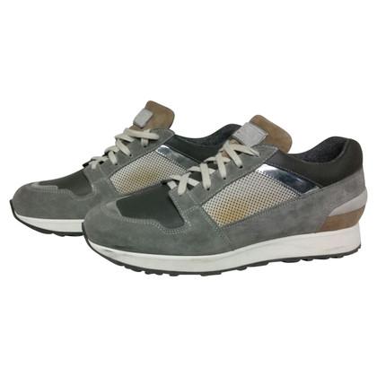 Santoni scarpe da ginnastica