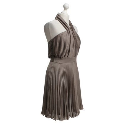 Reiss Dress with Pleated Pleats
