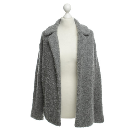 Marc Cain Wool jacket in grey