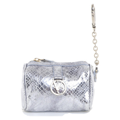 Versace Bag with reptile embossing
