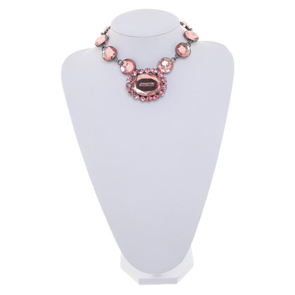 Miu Miu Bracelet with jewelery