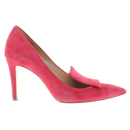 Bally pumps in Pink