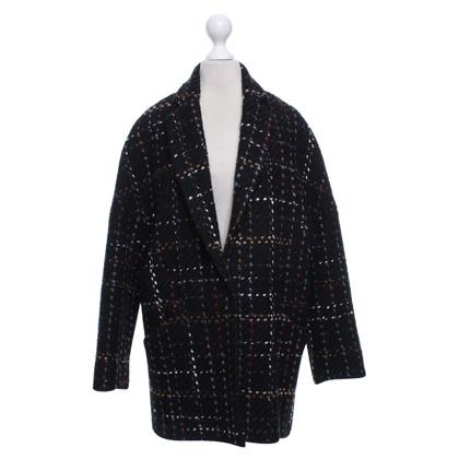 Comptoir des Cotonniers Controllare lana Giacca