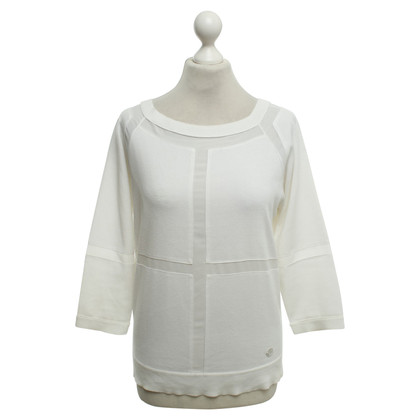 Armani Jeans top in white