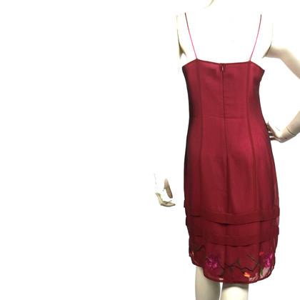 Kenzo Geborduurde jurk