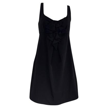 Diane von Furstenberg Mini dress with ruffles