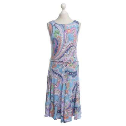 Ralph Lauren Summer dress with paisley pattern