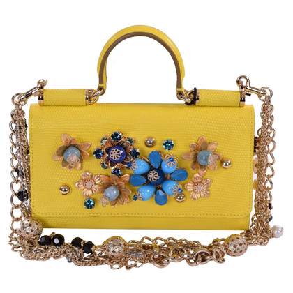 "Dolce & Gabbana ""Sicily Phone Bag"""