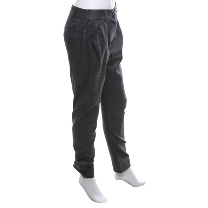 Vivienne Westwood trousers in grey / blue