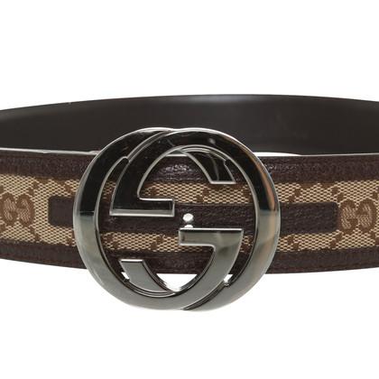 Gucci Belt with Guccissima pattern