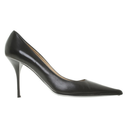 Gianmarco Lorenzi pumps in zwart