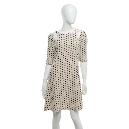 Patrizia Pepe Kleid mit Polka Dots