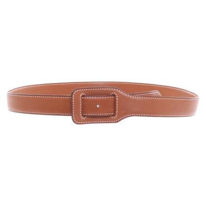 Hermès Belt made of leather