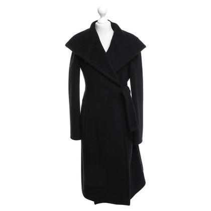Armani Collezioni Cappotto in nero