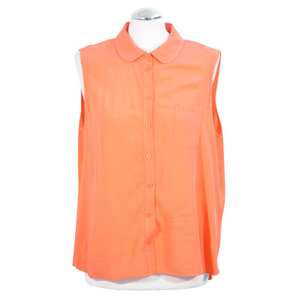 Hobbs Blouse in orange