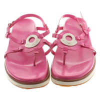 Moncler Sandals in Pink