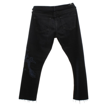 Citizens of Humanity Jeans mit Stickerei