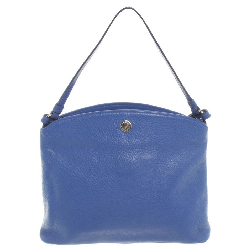 furla tasche in blau second hand furla tasche in blau. Black Bedroom Furniture Sets. Home Design Ideas