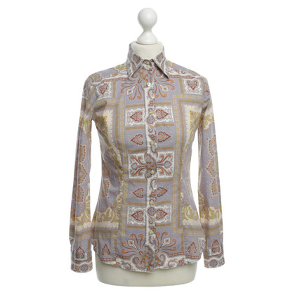 Etro Gedessineerde blouse
