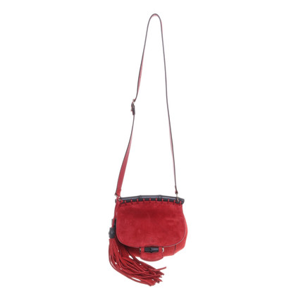 Gucci Shoulder bag with fringes