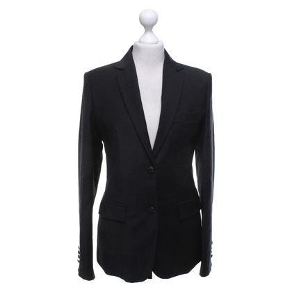 Karl Lagerfeld Longblazer en noir