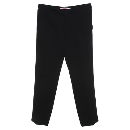 See by Chloé trousers with sequin stripes