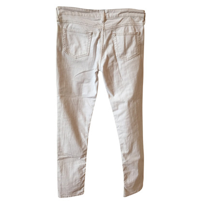 Isabel Marant Etoile Jeans in White