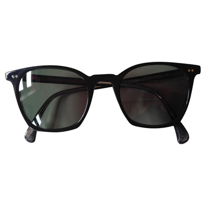 Oliver Peoples Zonnebril in zwart