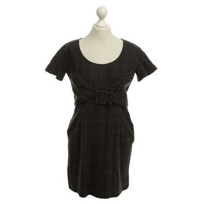 See by Chloé Dress with tartan pattern
