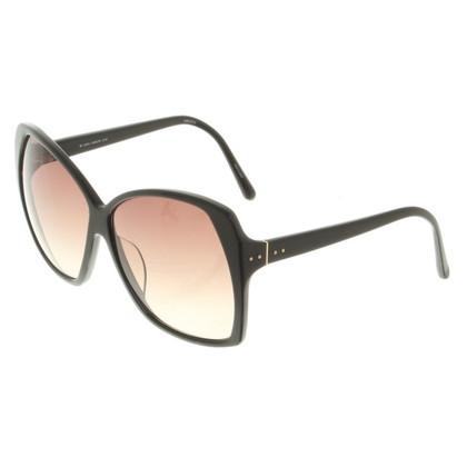 Linda Farrow occhiali da sole
