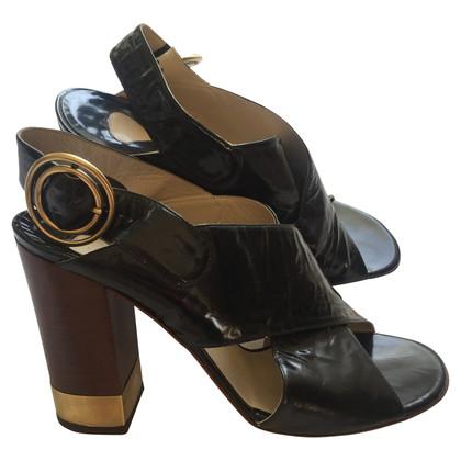 Chloé Sandalen in zwart