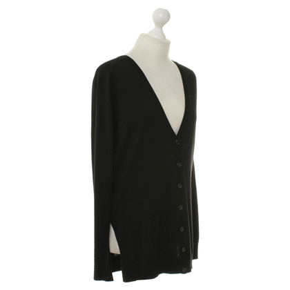 Theory Cardigan in black