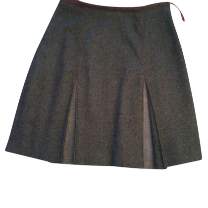 Etro Wool skirt with pleats