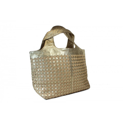 Bottega Veneta Golden handbag