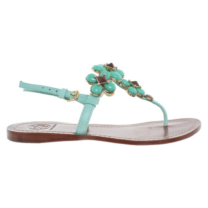 Tory Burch Sandals in turquoise